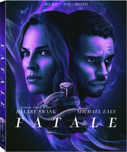FATALE on Blu-ray from Lionsgate!