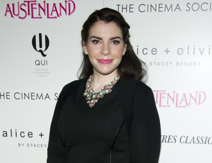 """Stephenie Meyer attends a screening of Sony PIctures Classics' """"Austenland"""" on Aug. 12, 2013 in New York."""