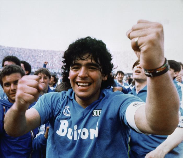 "Argentine soccer great Diego Maradona dies at 60 BC-SOC--Obit-Maradona, 6th Ld-Writethru  Nov 25, 2020 7:46PM (GMT 00:46) - 1626 words  By DEBORA REY Associated Press  Eds: UPDATES: with new lead photo. With AP Photos.; With AP Photos.  BUENOS AIRES, Argentina (AP) — Diego Maradona, the Argentine soccer great who scored the ""Hand of God"" goal in 1986 and led his country to that year's World Cup title before later struggling with cocaine use and obesity, has died. He was 60.  Maradona's spokesman, Sebastián Sanchi, said he died Wednesday of a heart attack, two weeks after being released from a hospital in Buenos Aires following brain surgery.  The office of Argentina's president said it will decree three days of national mourning, and the Argentine soccer association expressed its sorrow on Twitter.  One of the most famous moments in the history of the sport, the ""Hand of God"" goal, came when the diminutive Maradona punched the ball into England's net during the 1986 World Cup quarterfinals. England said the ball went in off of Maradona's hand, not his head. Maradona himself gave conflicting accounts of what had happened over the years, at one point attributing the goal to divine intervention, to ""the hand of God.""  Ahead of his 60th birthday in October, Maradona told France Football magazine that it was his dream to ""score another goal against the English, this time with the right hand.""  Maradona also captivated fans around the world over a two-decade career with a bewitching style of play that was all his own.  Although his reputation was tarnished by his addictions and an ill-fated spell in charge of the national team, he remained idolized in soccer-mad Argentina as the ""Pibe de Oro"" or ""Golden Boy.""  ""You took us to the top of the world,"" Argentine President Alfredo Fernández said on social media. ""You made us incredibly happy. You were the greatest of all.""  The No. 10 he wore on his jersey became synonymous with him, as it also had with Pelé, the Brazilian great with whom Maradona was regularly paired as the best of all time.  The Brazilian said in a statement he had lost ""a dear friend.""  ""There is much more to say, but for now may God give his family strength,"" Pelé said. ""One day, I hope, we will play soccer together in the sky.""  Bold, fast and utterly unpredictable, Maradona was a master of attack, juggling the ball easily from one foot to the other as he raced upfield. Dodging and weaving with his low center of gravity, he shrugged off countless rivals and often scored with a devastating left foot, his most powerful weapon.  ""Everything he was thinking in his head, he made it happen with his feet,"" said Salvatore Bagni, who played with Maradona at Italian club Napoli.  A ballooning waistline slowed Maradona's explosive speed later in his career and by 1991 he was snared in his first doping scandal when he admitted to a cocaine habit that haunted him until he retired in 1997, at 37.  Hospitalized near death in 2000 and again in '04 for heart problems blamed on cocaine, he later said he overcame the drug problem. Cocaine, he once said famously, had proven to be his ""toughest rival.""  But more health problems followed, despite a 2005 gastric bypass that greatly trimmed his weight. Maradona was hospitalized in early 2007 for acute hepatitis that his doctor blamed on excessive drinking and eating.  He made an unlikely return to the national team in 2008 when he was appointed Argentina coach, but after a quarterfinal exit at the 2010 World Cup in South Africa, he was ousted — ultimately picking up another coaching job with the United Arab Emirates club Al Wasl.  Maradona was the fifth of eight children who grew up in a poor, gritty barrio on the Buenos Aires outskirts where he played a kind of dirt-patch soccer that launched many Argentines to international stardom.  None of them approached Maradona's fame. In 2001, FIFA named Maradona one of the two greatest in the sport's history, alongside Pelé.  ""Maradona inspires us,"" said then-Argentina striker Carlos Tevez, explaining his country's everyman fascination with Maradona at the 2006 World Cup in Germany. ""He's our idol, and an idol for the people.""  Maradona reaped titles at home and abroad, playing in the early 1980s for Argentinos Juniors and Boca Juniors before moving on to Spanish and Italian clubs. His crowning achievement came at the 1986 World Cup, captaining Argentina in its 3-2 win over West Germany in the final and decisive in a 2-1 victory against England in a feisty quarterfinal match.  Over the protests of England goalkeeper Peter Shilton, the referee let stand a goal by Maradona in which, as he admitted years later, he intentionally hit the ball with his hand in ""a bit of mischief.""  But Maradona's impact wouldn't be confined to cheating. Four minutes later, he spectacularly weaved past four opponents from midfield to beat Shilton for what FIFA later declared the greatest goal in World Cup history.  Many Argentines saw the match as revenge for their country's loss to Britain in the 1982 war over the Falkland Islands, which Argentines still claim as ""Las Malvinas.""  ""It was our way of recovering 'Las Malvinas,'"" Maradona wrote in his 2000 autobiography ""I am Diego.""  ""It was more than trying to win a game. We said the game had nothing to do with the war. But we knew that Argentines had died there, that they had killed them like birds. And this was our revenge. It was something bigger than us: We were defending our flag.""  It also was vindication for Maradona, who in what he later called ""the greatest tragedy"" of his career was cut from the squad of the 1978 World Cup — which Argentina won at home — because he was only 17.  Maradona said he was given a soccer ball soon after he could run.  ""I was 3 years old and I slept hugging that ball all night,"" he said.  At 10, Maradona gained fame by performing at halftime of professional matches, wowing crowds by keeping the ball airborne for minutes with his feet, chest and head. He also made his playing debut with the Argentinos Juniors youth team, leading a squad of mostly 14-year-olds through 136 unbeaten matches.  ""To see him play was pure bliss, true stardom,"" teammate Carlos Beltran said.  Maradona played from 1976-81 for first division club Argentinos Juniors, then went to Boca Juniors for a year before heading to Barcelona for a world-record $8 million.  In 1984, Barcelona sold him to Napoli, in Italy. He remade its fortunes almost single-handedly, taking it to the 1987 Italian league championship for its first title in 60 years.  A year after losing the 1990 World Cup final to West Germany, Maradona moved to Spanish club Sevilla, but his career was on the decline. He played five matches at Argentine club Newell's Old Boys in 1994 before returning to Boca from 1995-97 — his final club and closest to his heart.  Drug problems overshadowed his final playing years.  Maradona failed a doping test in 1991 and was banned for 15 months, acknowledging his longtime cocaine addiction. He failed another doping test for stimulants and was thrown out of the 1994 World Cup in the United States.  In retirement, Maradona frequented Boca matches as a raucous one-man cheering section and took part in worldwide charity, sporting and exhibition events. But the already stocky forward quickly gained weight and was clearly short of breath as he huffed through friendly matches.  In 2000, in what doctors said was a brush with death, he was hospitalized in the Uruguayan resort of Punta del Este with a heart that doctors said was pumping at less than half its capacity. Blood and urine samples turned up traces of cocaine.  After another emergency hospitalization in 2004, Maradona was counseled for drug abuse and in September of that year traveled to Cuba for treatment at Havana's Center for Mental Health. There he was visited by his friend, Cuban President Fidel Castro.  In Cuba, Maradona took to playing golf and smoking cigars. He frequently praised Castro and Argentine-born revolutionary ""Che"" Guevara, who fought with Castro in the Cuban revolution — even sporting a tattoo of Guevara on his right arm.  Maradona said he got clean from drugs there and started a new chapter.  In 2005, he underwent gastric bypass in Colombia, shedding nearly 50 kilograms (more than 100 pounds) before appearing as host of a wildly popular Argentine television talk show. On ""10's Night,"" Maradona headed around a ball with Pelé, interviewed boxer Mike Tyson and Hollywood celebrities, and taped a lengthy conversation with Castro in Cuba.  In retirement, Maradona also became more outspoken. He sniped frequently at former coaches, players — including Pelé — and the pope. He joined a left-wing protest train outside the Summit of the Americas in 2005, standing alongside Venezuelan President Hugo Chavez to denounce the presence of then-President George W. Bush.  His outsider status made it all the more surprising when he was chosen as Argentina coach following Alfio Basile's resignation.  He won his first three matches but his tactics, selection and attention to detail were all questioned after a 6-1 loss to Bolivia in World Cup qualifying equaled Argentina's worst-ever margin of defeat.  Victor Hugo Morales, Argentina's most popular soccer broadcaster, said Maradona will ultimately be remembered for a thrilling style of play that has never been duplicated.  ""He has been one of the great artists of my time. Like great masters of music and painting, he has defied our intellect and enriched the human spirit,"" Morales said. ""Nobody has thrilled me more and left me in such awe as Diego.""  ___  More AP soccer: https://apnews.com/Soccer and https://twitter.com/AP_Sports"