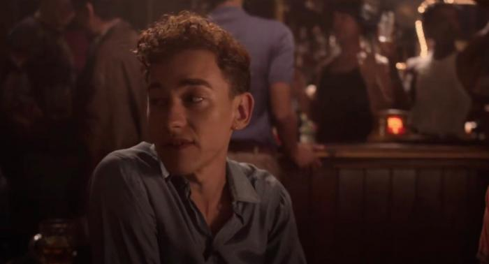 Olly Alexander in 'It's a Sin'