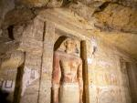 Egypt Reveals 59 Ancient Coffins Found Near Saqqara Pyramids