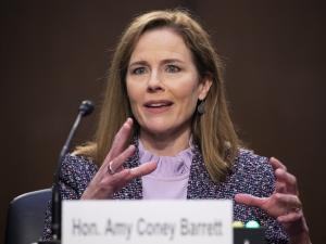Gay Members Would Be Expelled by Amy Coney Barrett Religious Group